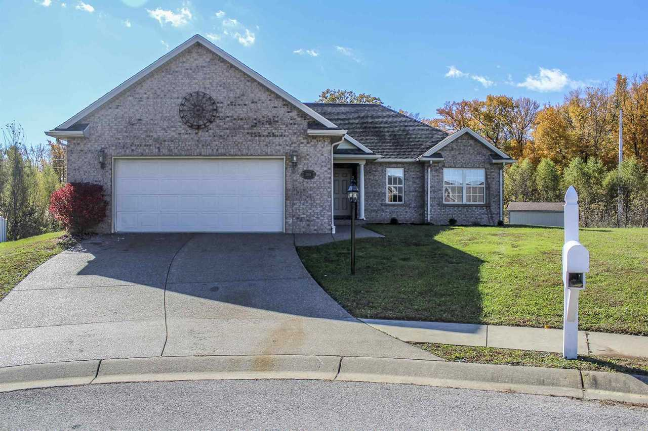 2404 Ellington Ridge Court Evansville, IN 47711 | MLS 201849805 Photo 1