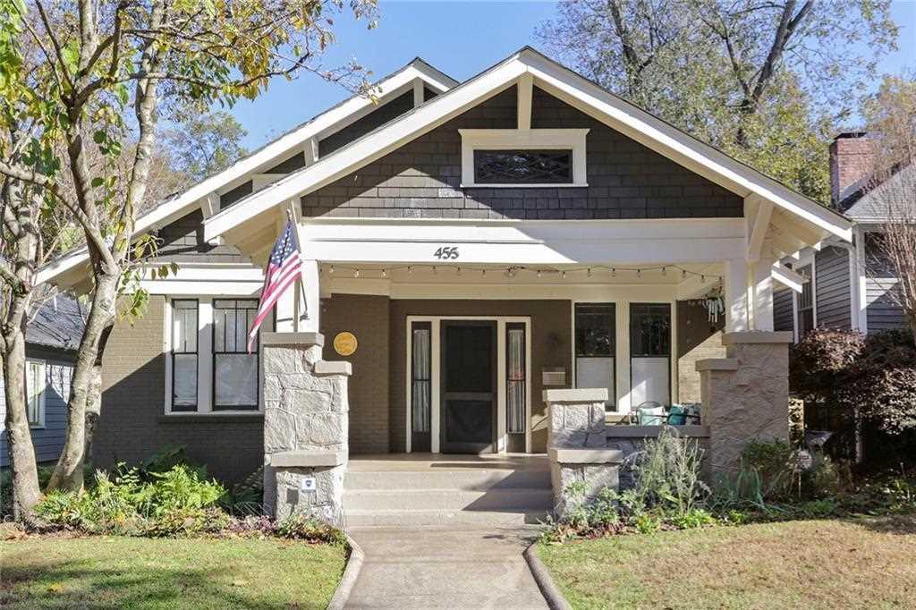 455 Candler St NE, Atlanta GA 30307, MLS # 6103060 | Candler Park Photo 1