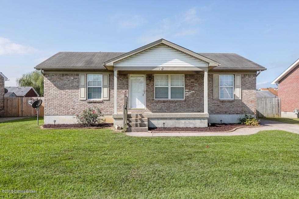 219 Beechcliffe Cir Shepherdsville, KY 40165 | MLS 1514685 Photo 1