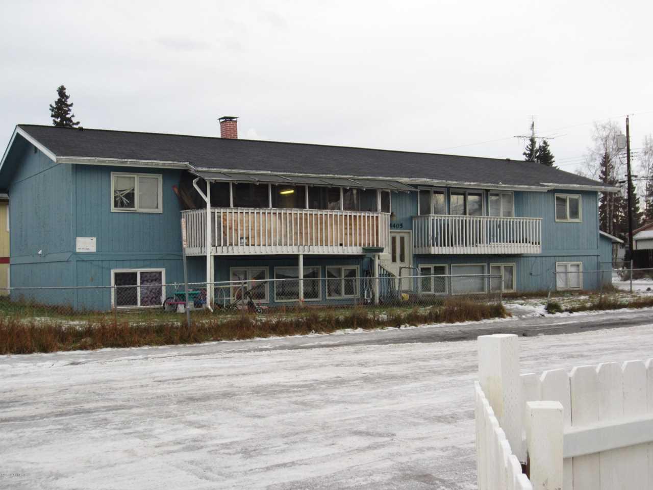 4405 Parsons Avenue Anchorage, AK 99508 | MLS 18-19104 Photo 1