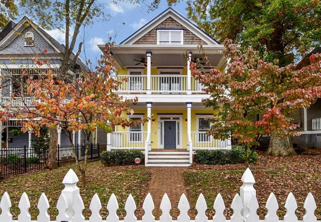 479 Woodward Ave SE is a homes for sale located in the Grant Park community of Atlanta Photo 1