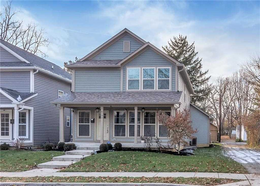 6192 Kingsley Drive, Indianapolis, IN 46220 | MLS #21609313 Photo 1