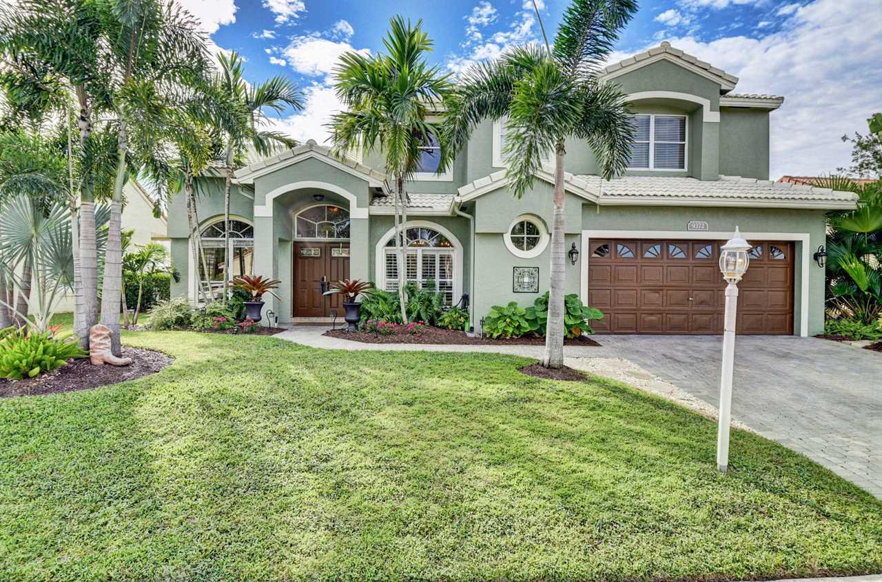 9372 Lake Serena Drive Boca Raton, FL 33496 - MLS# RX-10484530   BocaRatonRealEstate.com Photo 1