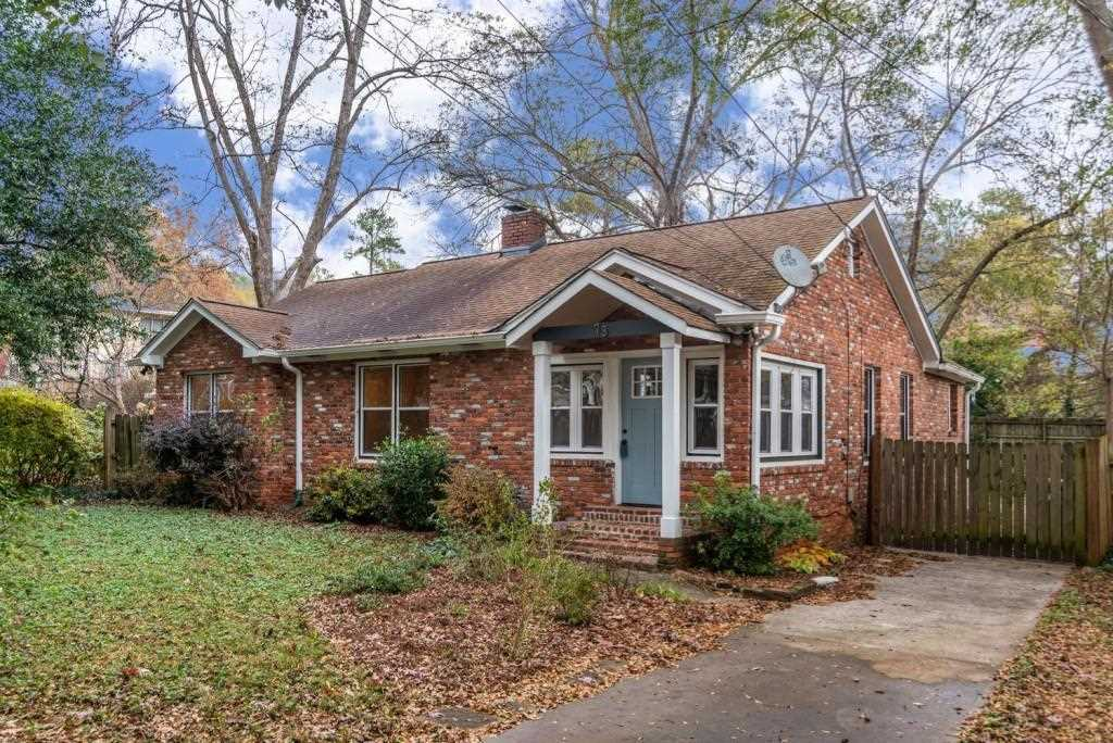 73 Daniel Ave NE is a homes for sale located in the East Lake community of Atlanta Photo 1