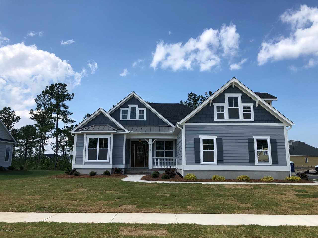 Home For Sale At 6738 Chessington Lane, Leland NC in Brunswick Forest Photo 1
