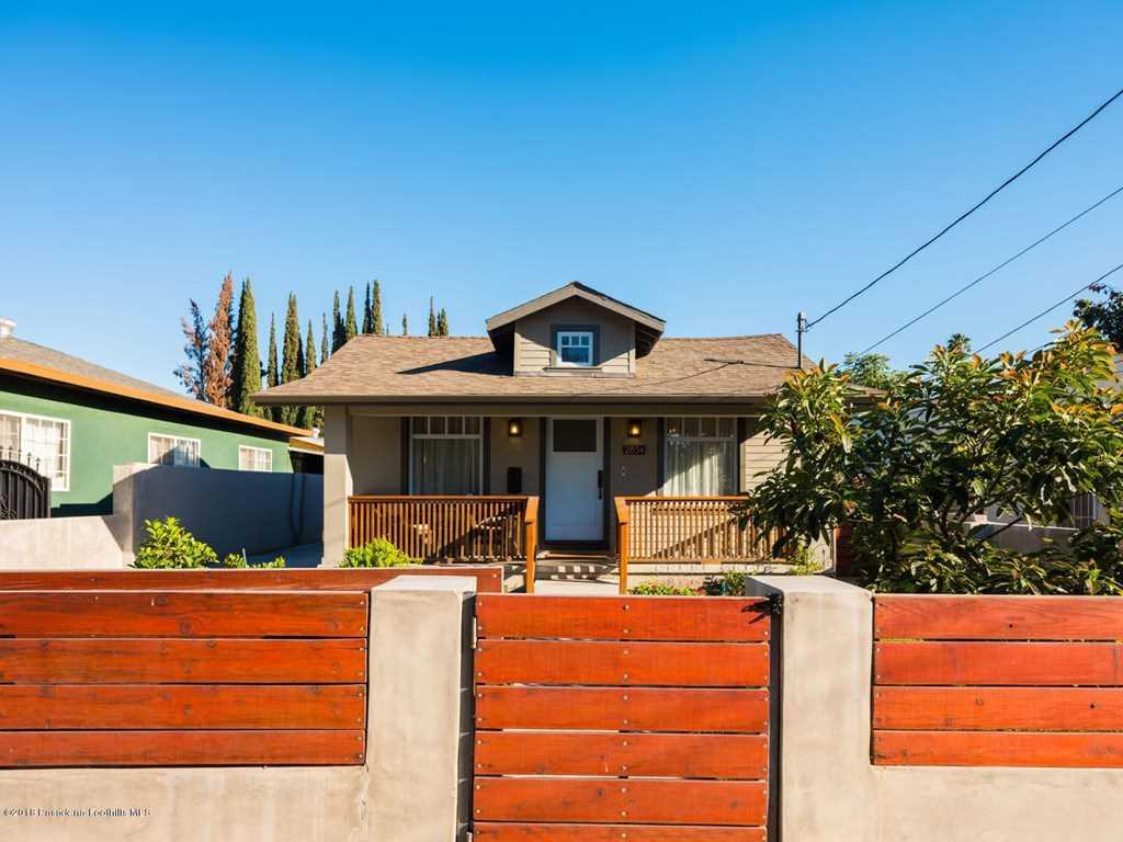 2854 Marsh Street, Los Angeles, CA 90039   MLS #818005761  Photo 1