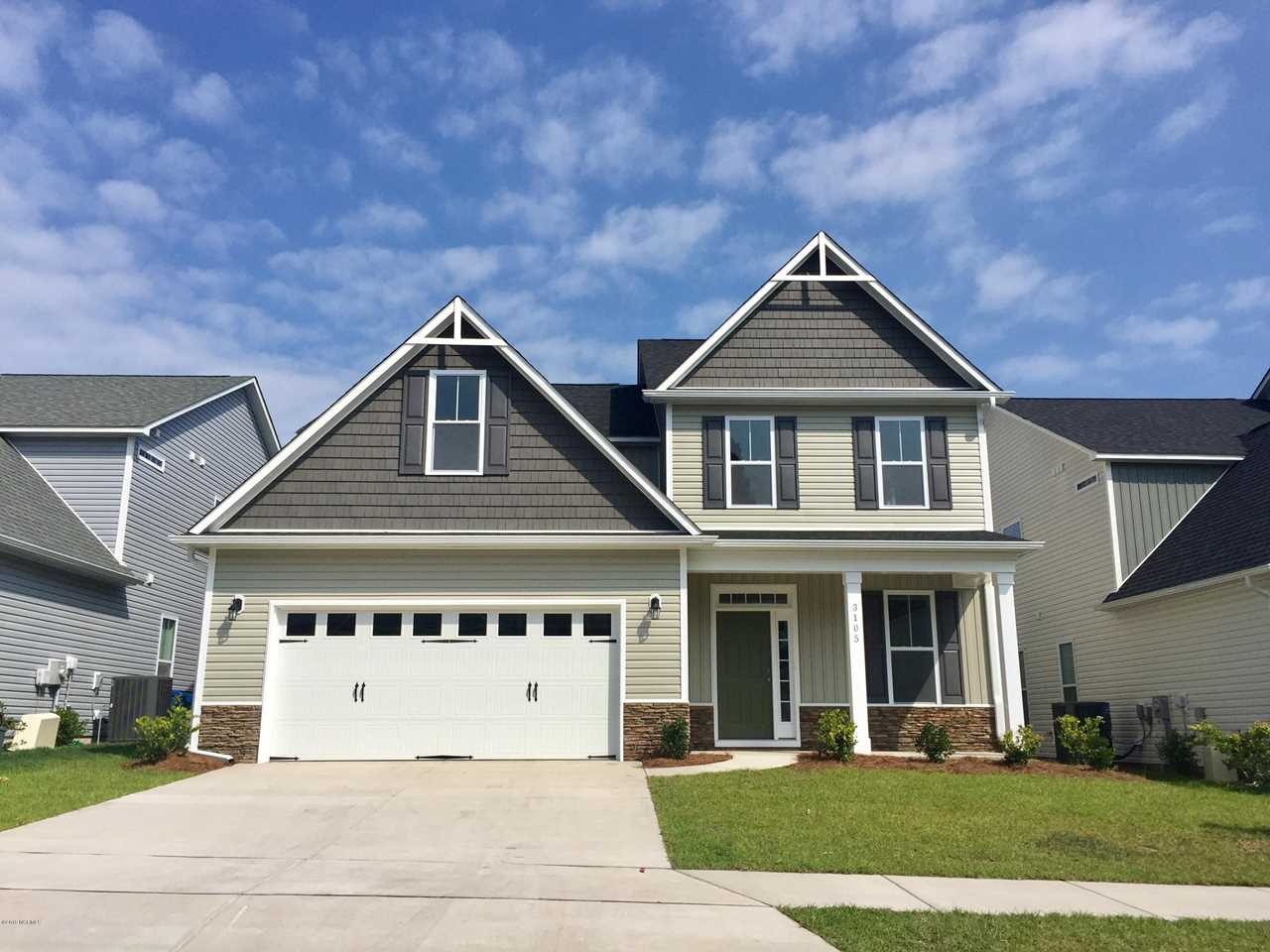 Home For Sale At 3105 S Rocklund Court, Wilmington NC in The Creek At Willowick Photo 1