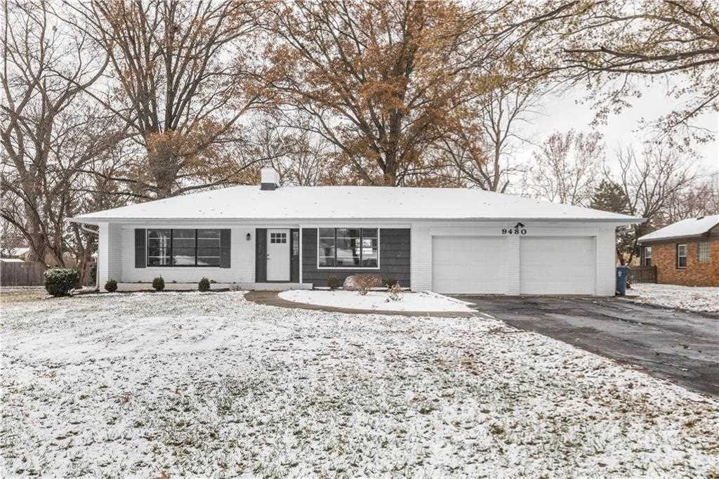 9480 N Delaware Street, Indianapolis, IN 46240 | MLS #21610138 Photo 1