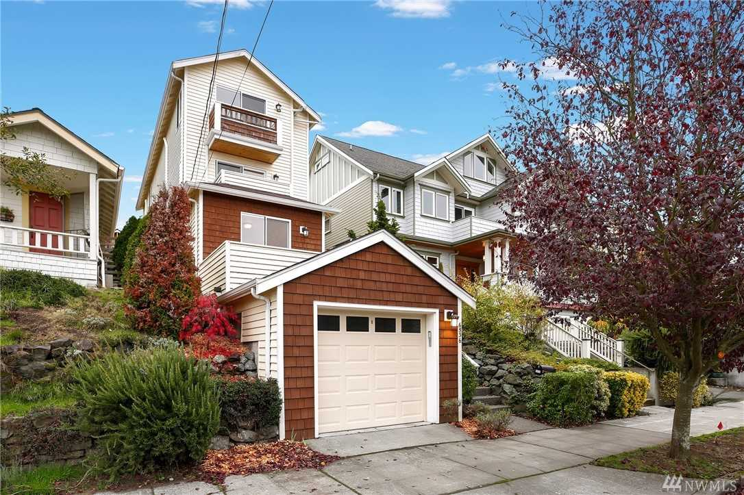 6536 Sycamore Ave NW Seattle, WA 98117 | MLS ® 1392242 Photo 1