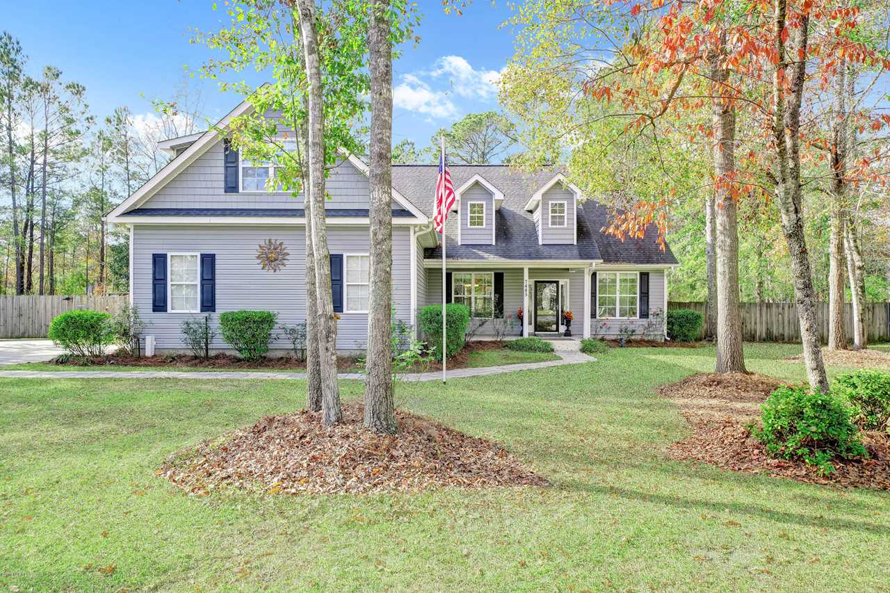 Home For Sale At 7445 Anvil Court, Leland NC in Snee Farm Photo 1