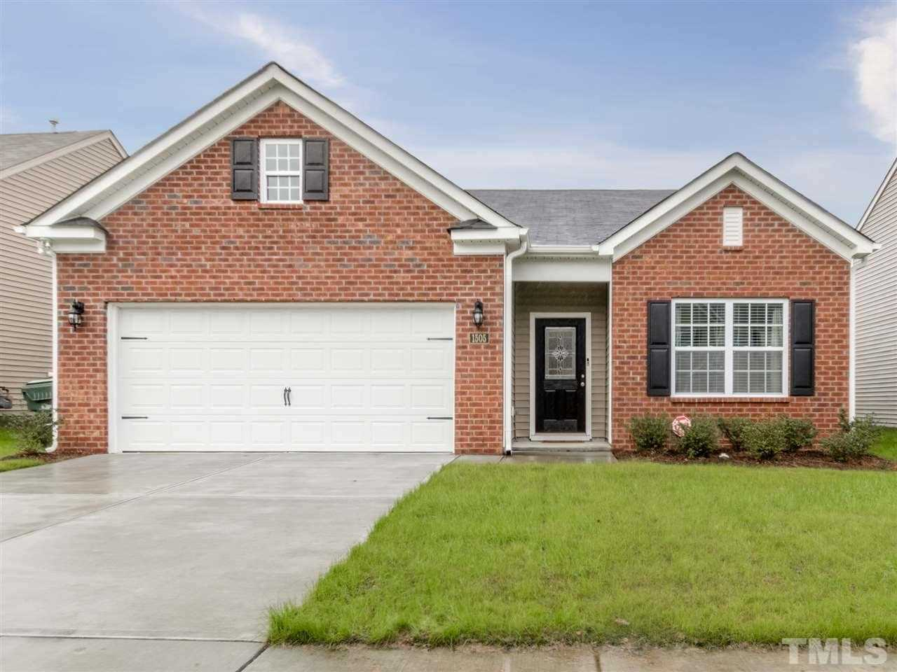 000 Confidential Ave. Raleigh, NC 27610 | MLS 2227291 Photo 1