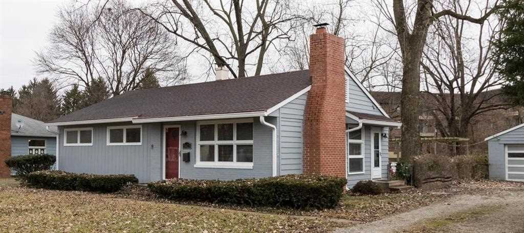 5625 N Parker Avenue, Indianapolis, IN 46220 | MLS #21610194 Photo 1