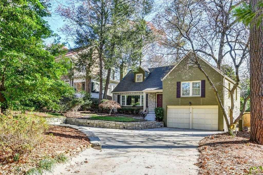 1397 Briarcliff Rd NE, Atlanta GA 30306, MLS # 6108018 | Druid Hills Photo 1