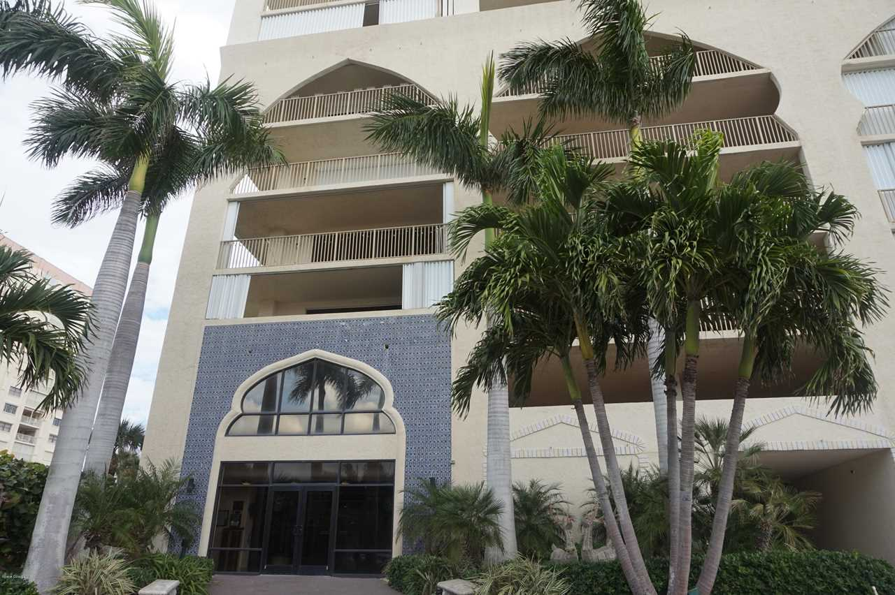 750 N Atlantic Avenue #903 Cocoa Beach, FL 32931 | MLS 831129 Photo 1