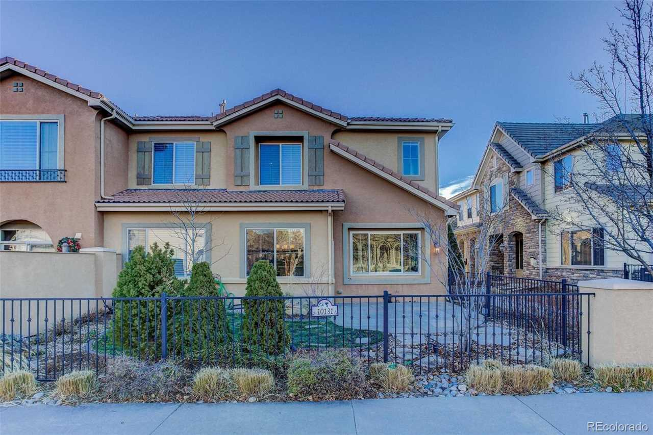 10131 Bluffmont Lane Lone Tree, CO 80124 | MLS ® 7369448 Photo 1