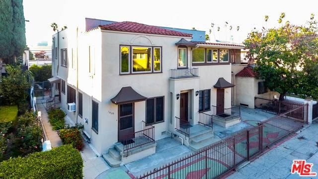 1409 N Hobart, Los Angeles, CA 90027   MLS #18412934  Photo 1