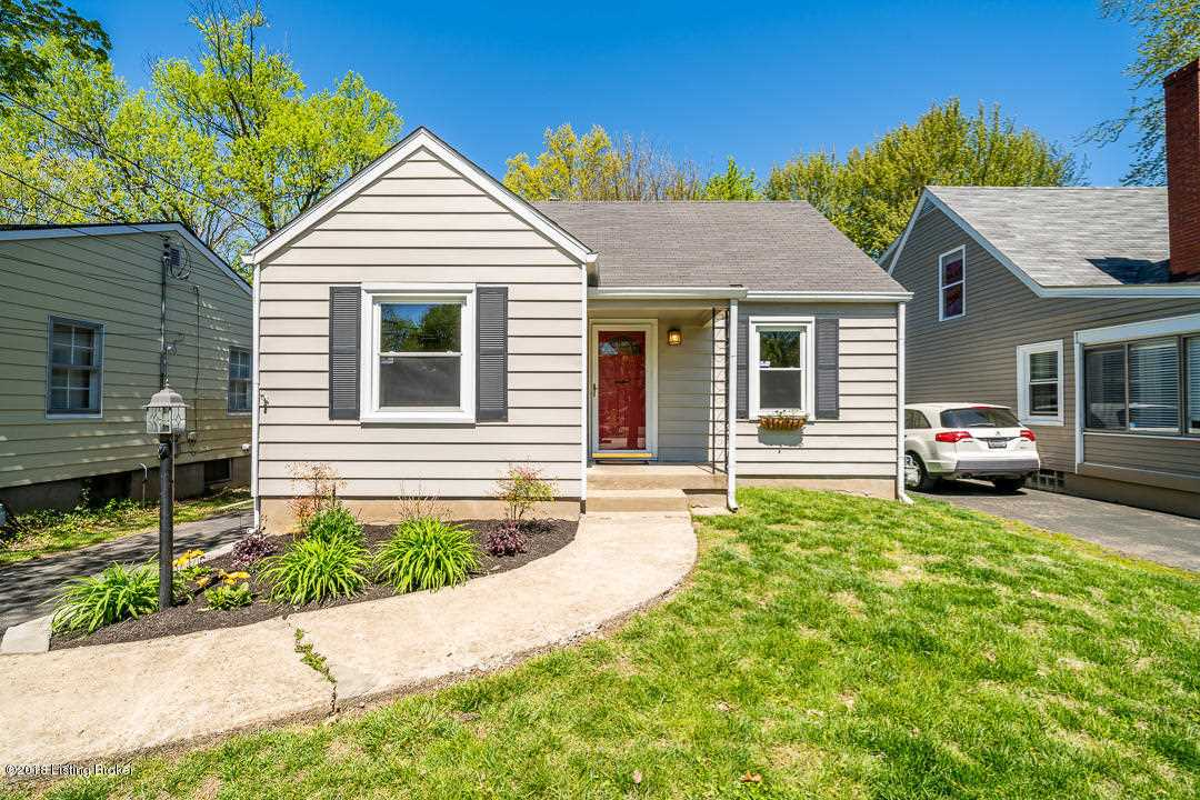 3513 Warner Ave Louisville KY in Jefferson County - MLS# 1520630 | Real Estate Listings For Sale |Search MLS|Homes|Condos|Farms Photo 1