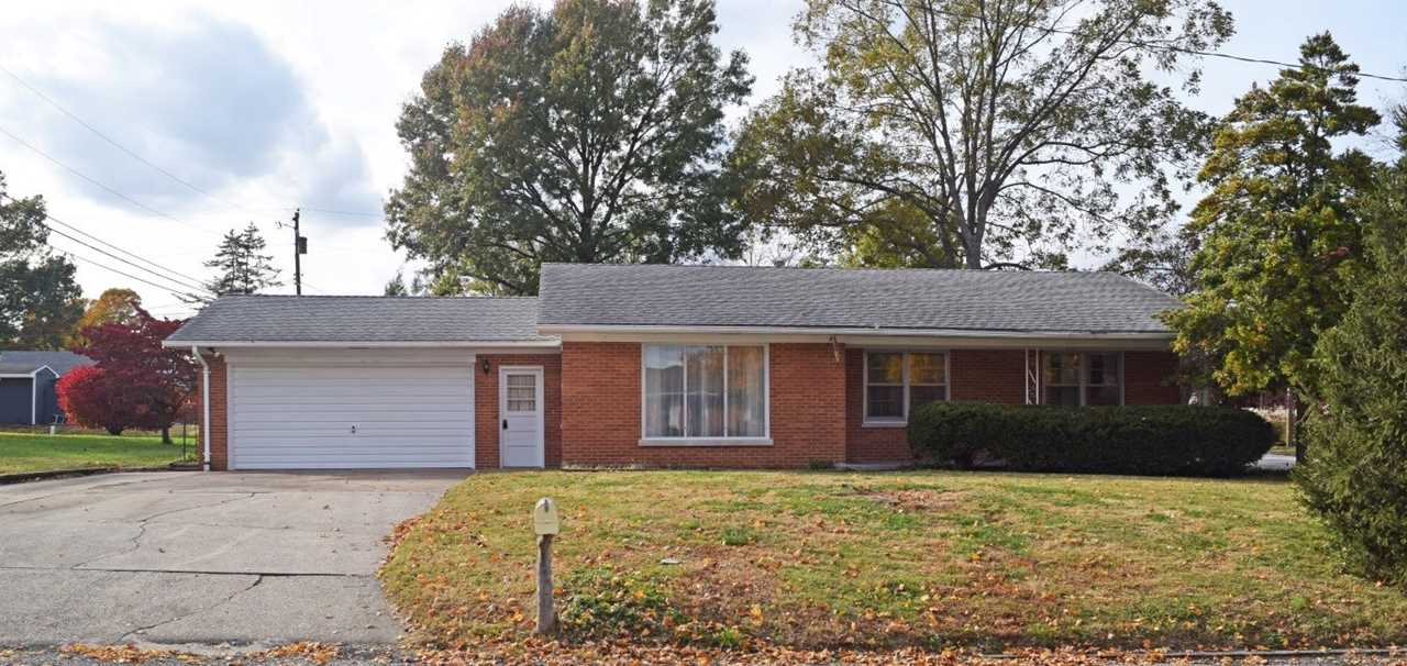 1733 Hereford Drive Mount Vernon, IN 47620 | MLS 201849436 Photo 1