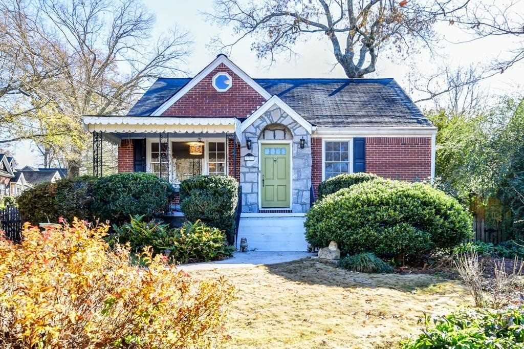 329 Kirk Rd is a homes for sale located in the Winnona Park community of Decatur Photo 1