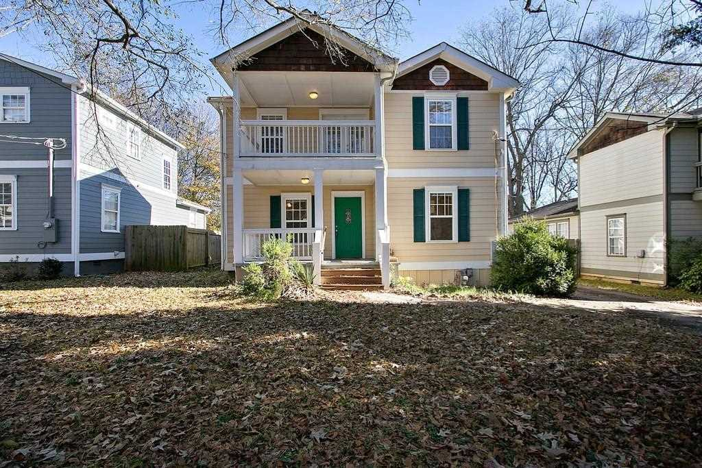 201 Marion Place NE is a homes for sale located in the Edgewood community of Atlanta Photo 1