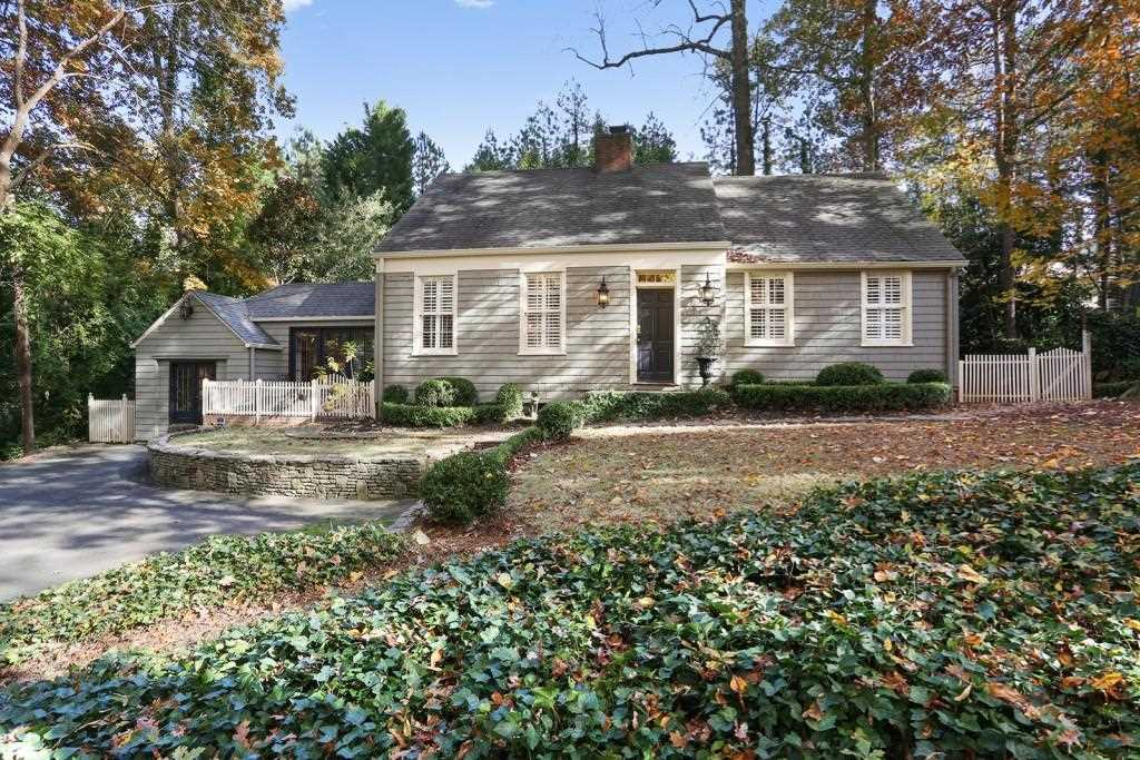 3957 Ivy Rd, Atlanta GA 30342, MLS # 6103839 | North Buckhead Photo 1