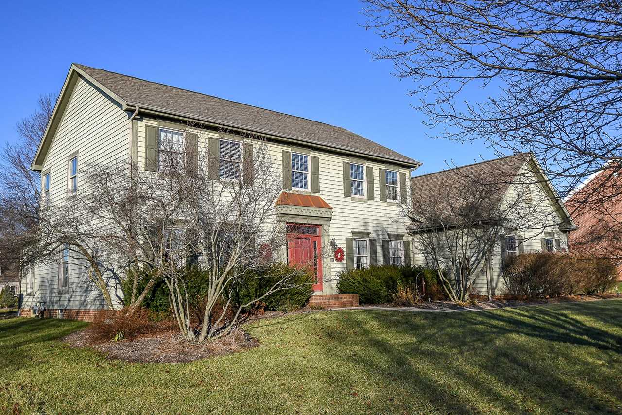 7592 Silver Springs Street Canal Winchester, OH 43110 | MLS 218045129 Photo 1