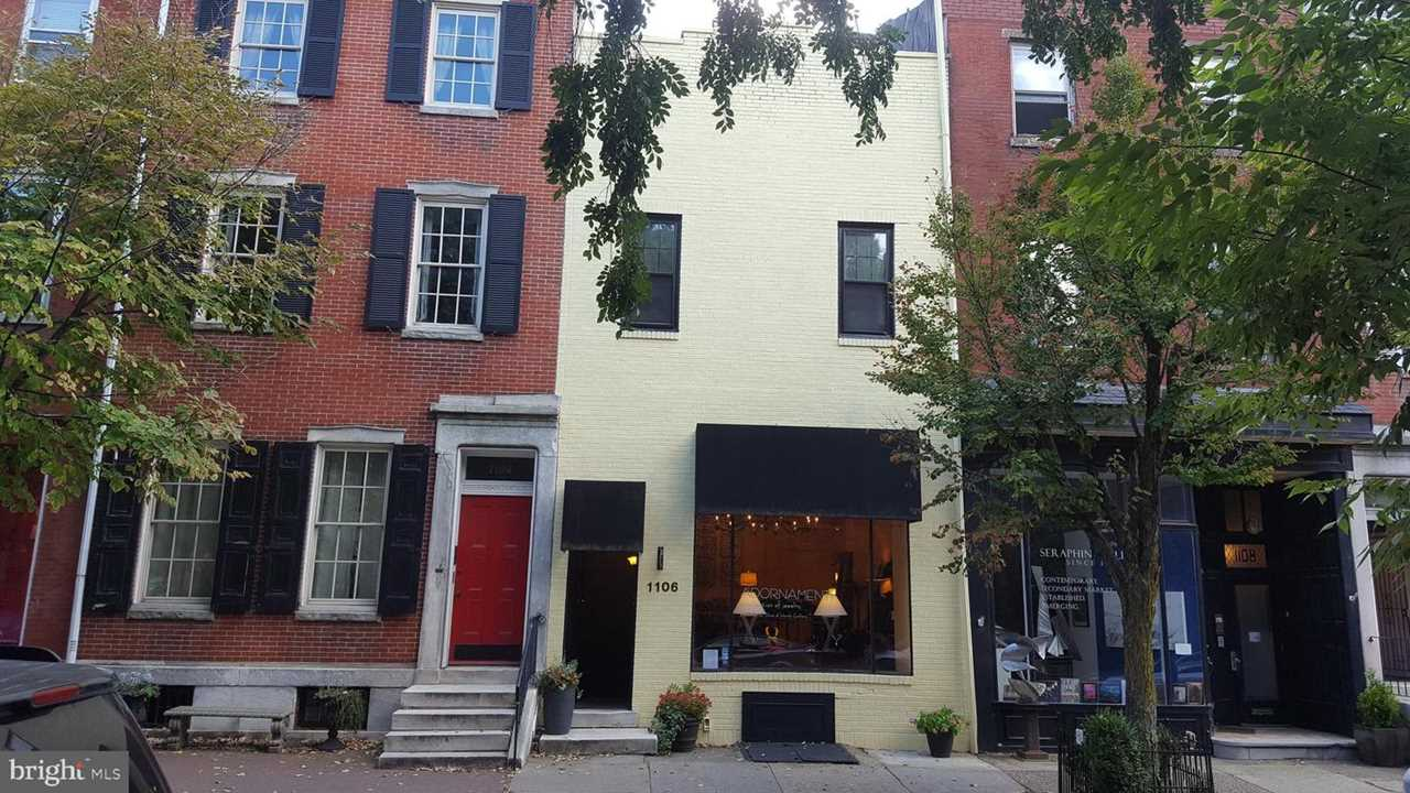 1106 Pine St, Philadelphia, PA 19107 | MLS 1002030120  Photo 1