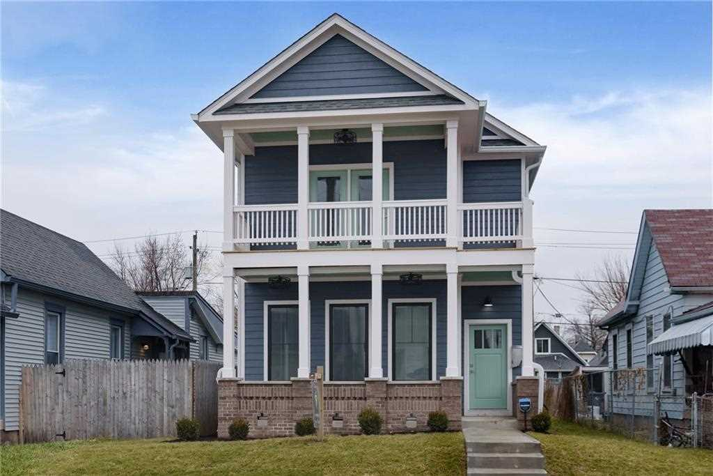 330 E Caven Street, Indianapolis, IN 46225 | MLS #21609845 Photo 1