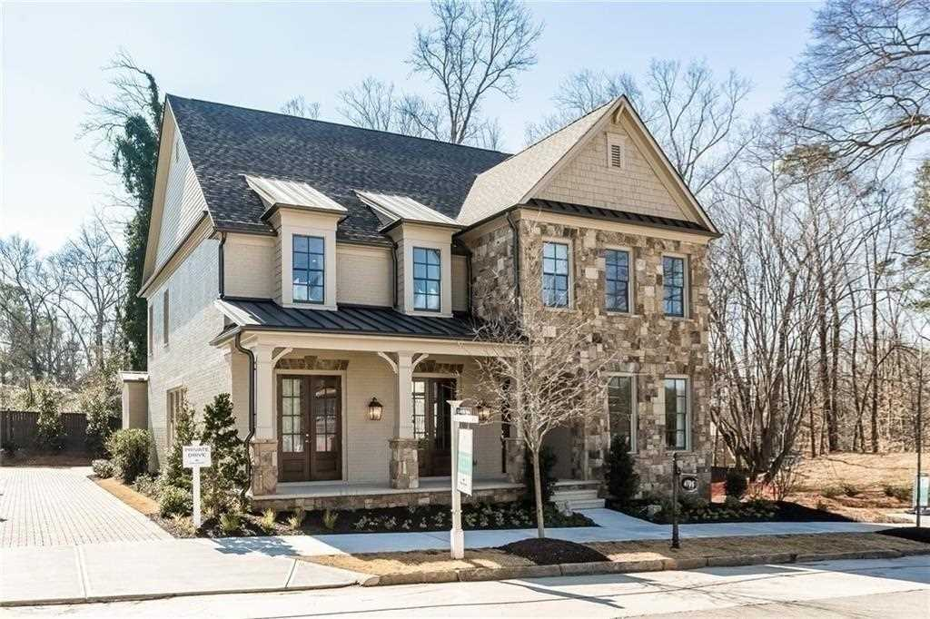 211 Chastain Park Dr NE, Atlanta GA 30342, MLS # 6115877 | Chastain East Photo 1