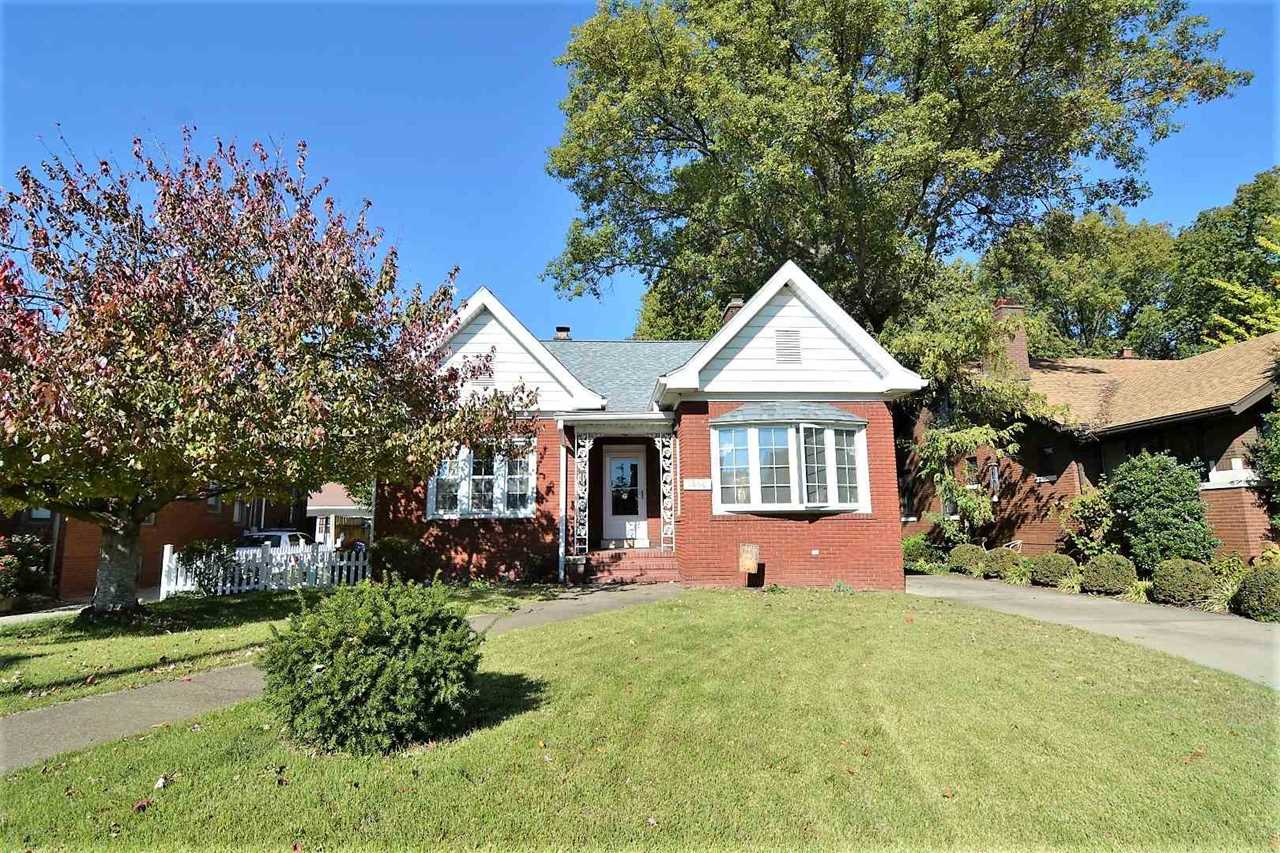1660 Lincoln Ave. Avenue Evansville, IN 47714 | MLS 201848508 Photo 1