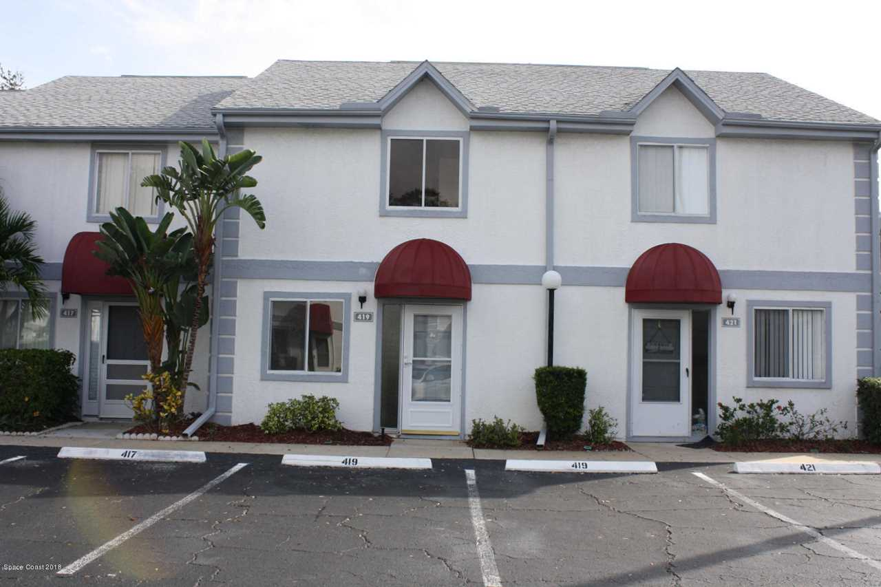 419 Seaport Boulevard #153 Cape Canaveral, FL 32920 | MLS 833266 Photo 1