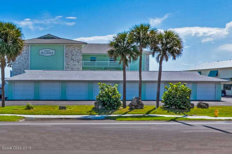 1891 Highway A1a #203 Indian Harbour Beach, FL 32937 | MLS 833281 Photo 1