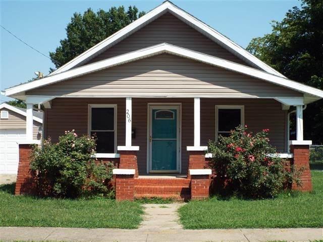 206 N Church Street Fort Branch, IN 47648 | MLS 201834875 Photo 1