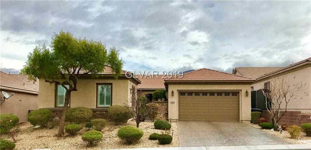 2668 Joan of Arc St Henderson, NV 89044 | MLS 2059371 Photo 1
