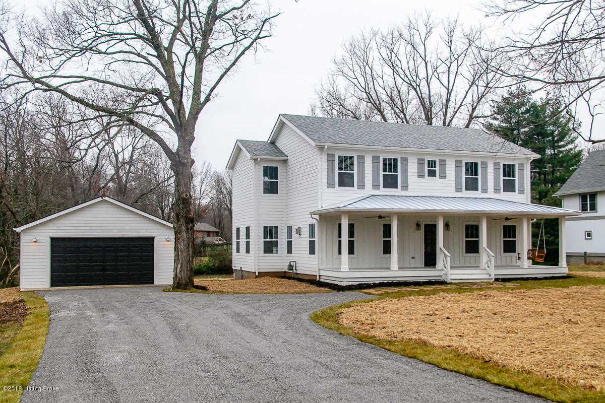 306 Maple Ave Pewee Valley, KY 40056   MLS 1520322 Photo 1