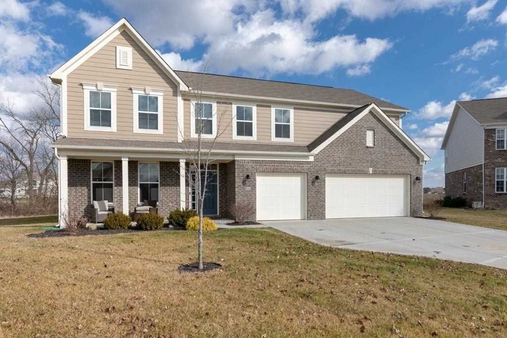 14516 Brook Meadow Drive, McCordsville, IN 46055 | MLS #21612479 Photo 1