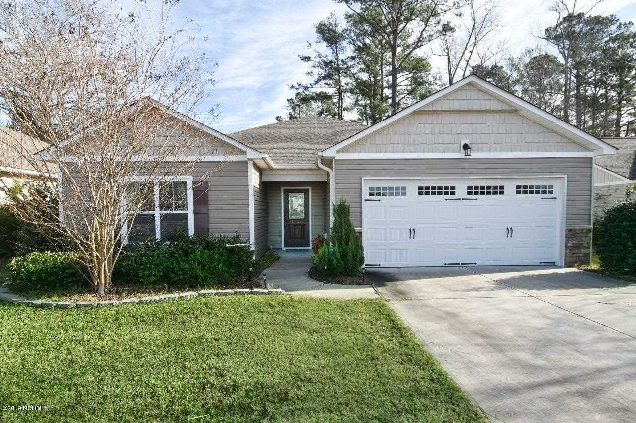 Home For Sale At 1248 Clancy Drive, Leland NC in Ashton Place Photo 1
