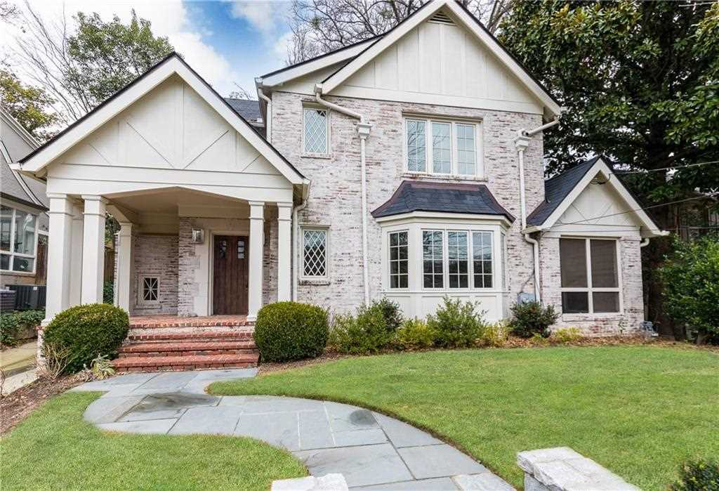 54 Camden Rd NE is a homes for sale located in the Brookwood Hills community of Atlanta Photo 1