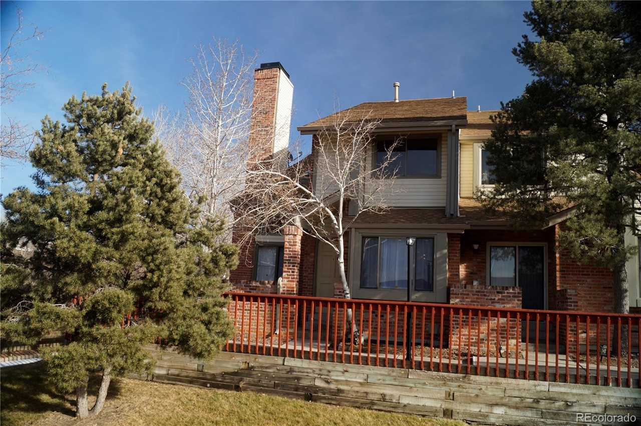 4129 South Evanston Circle #A Aurora, CO 80014 | MLS 3389967 Photo 1