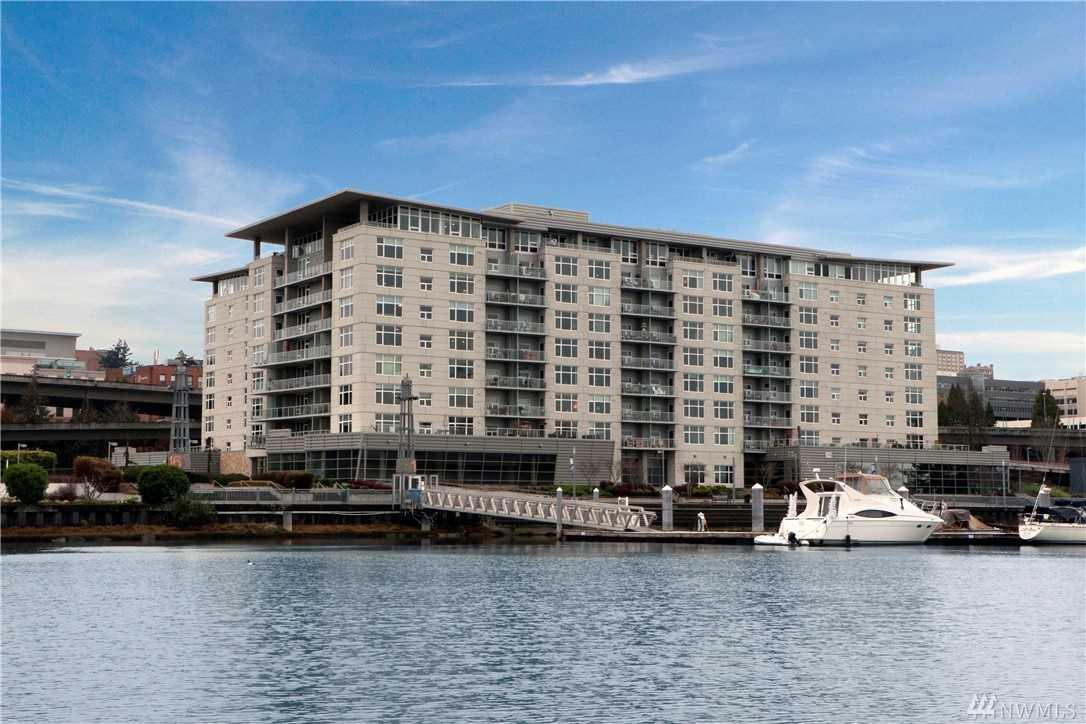 1515 Dock St #413 Tacoma, WA 98402 | MLS ® 1398904 Photo 1