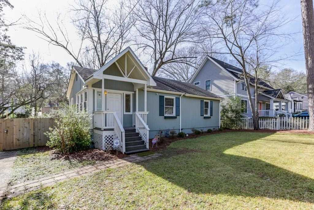 1731 Braeburn Dr SE is a homes for sale located in the East Atlanta community of Atlanta Photo 1