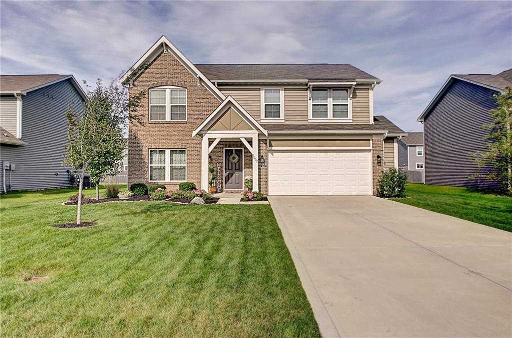 5602 W Woodhaven Drive, McCordsville, IN 46055 | MLS #21614037 Photo 1