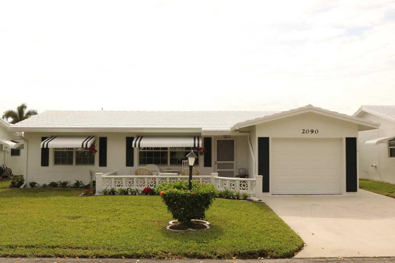2090 SW 13Th Way Boynton Beach, FL 33426 - MLS# RX-10494065 | BoyntonBeachRealEstate.com Photo 1