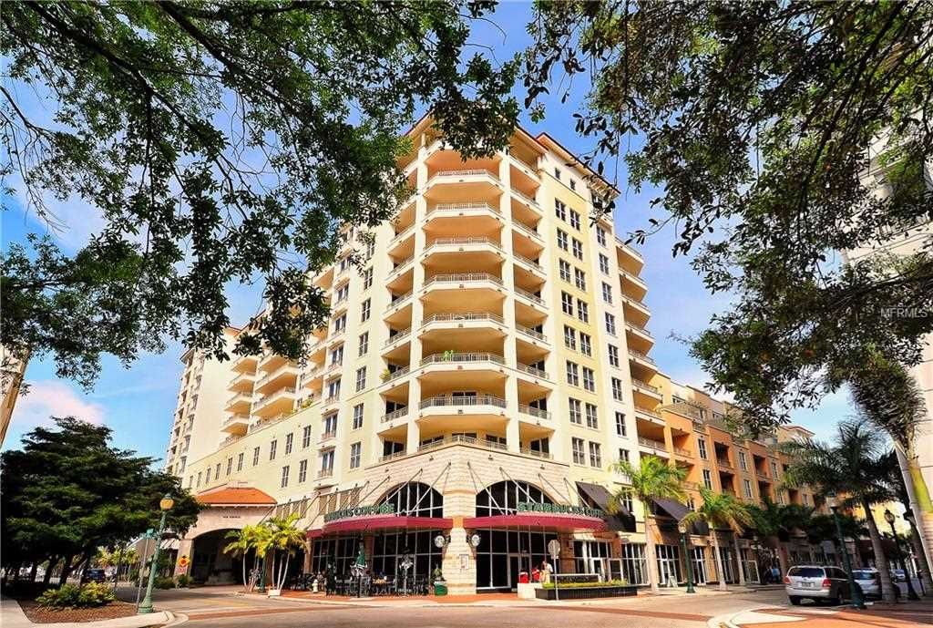 100 Central Avenue #K1018 Sarasota, FL 34236 | MLS A4423307 Photo 1