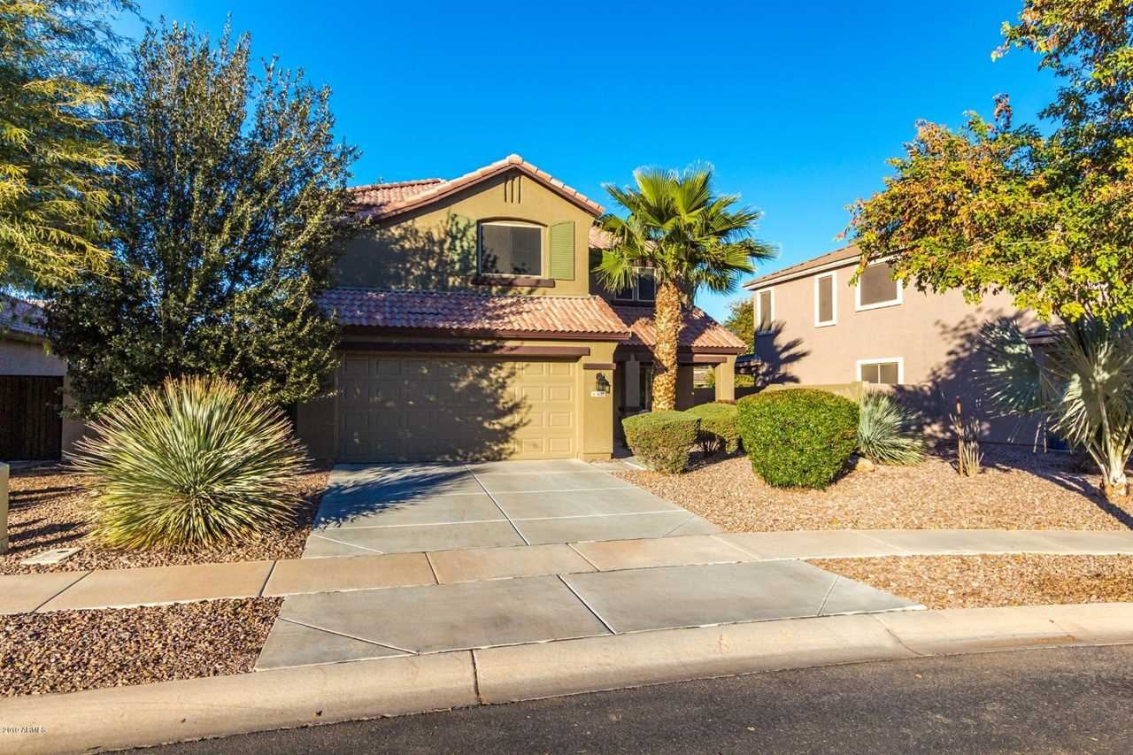 4018 E Blue Sage Court Gilbert, AZ 85297 | MLS 5865704 Photo 1