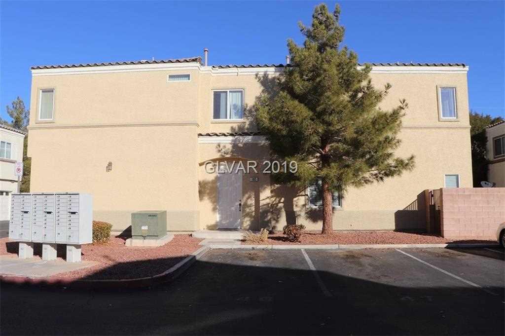6312 Blowing Sky St 102 North Las Vegas Nv 89081 Mls