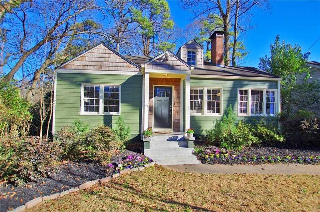 24 Rockyford Rd SE is a homes for sale located in the Kirkwood community of Atlanta Photo 1