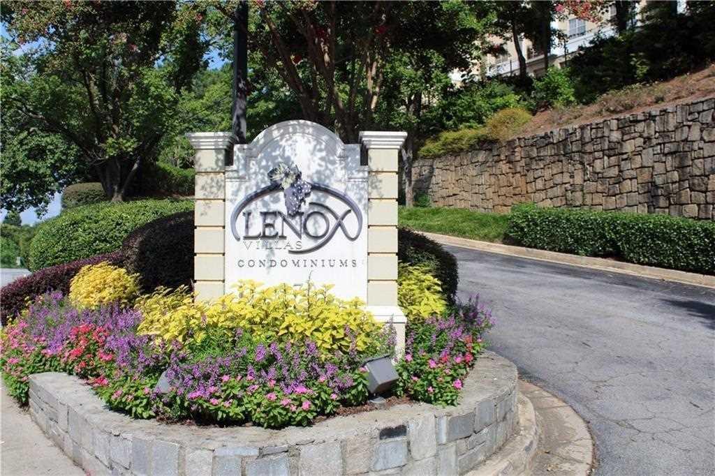 970 Sidney Marcus Blvd NE #1312, Atlanta GA 30324, MLS # 6116797   Lenox Villas Photo 1