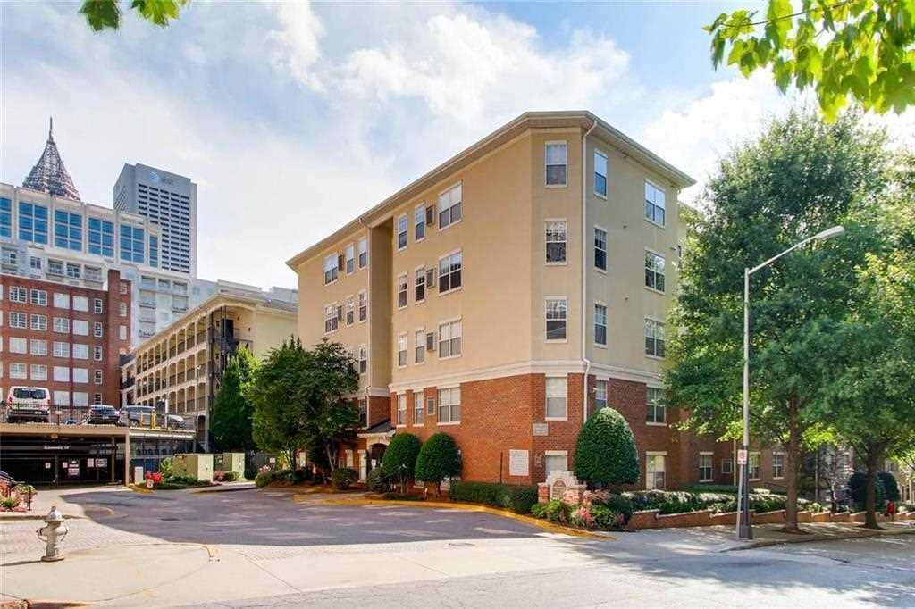 800 Peachtree St NE #1214, Atlanta GA 30308, MLS # 6117299   Cornerstone Village Photo 1