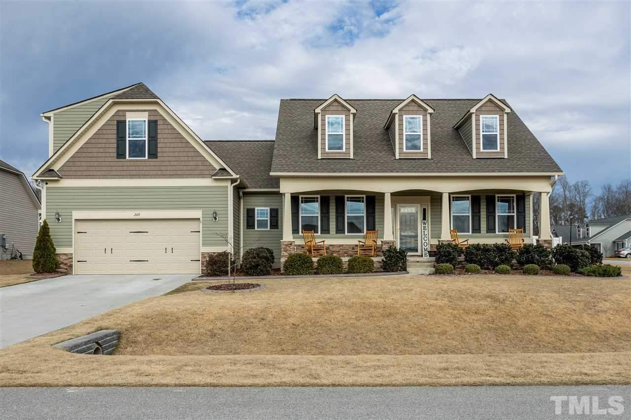 000 Confidential Ave. Garner, NC 27529 | MLS 2230707 Photo 1